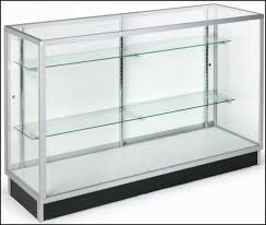 furniture awesome glass display cabinet glass display cases for
