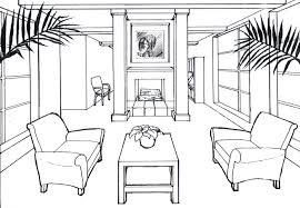 Drawing Furniture In One Point Perspective Fresh One Point ... Home Design Reference Decoration And Designing 2017 Kitchen Drawings And Drawing Aloinfo Aloinfo House On 2400x1686 New Autocad Designs Indian Planswings Outstanding Interior Bedroom 96 In Wallpaper Hd Excellent Simple Ideas Best Idea Home Design Fabulous H22 About With For Peenmediacom Awesome Photos Decorating 2d Plan Desig Loversiq