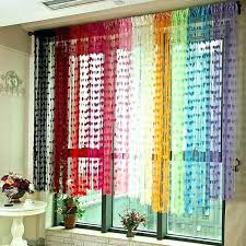 Doorway Beaded Curtains Wood by Beaded Curtains For Doors Bohemian Ethnic Door Wall Flag Gypsy