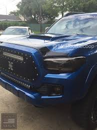 100 Hood Scoops For Trucks Amazoncom 19802018 Scoop For Toyota Tacoma By MrScoop