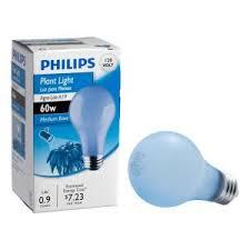 philips 60 watt incandescent a19 agro plant light bulb plants