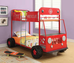 Denley Fire Rescue Car Bunk Bed From Coaster (460026, Play School ... Bedroom Stunning Batman Car Bed For Kids Fniture Ideas Fun Plastic Fire Truck Toddler Walmart Boys Beds Bunk Tent Kidkraft Firetruck Inspirational Toddler Stock Of Decoration Wooden Plans Thing Toys R Us Twin Toddlers Headboard Fire Truck Bed Kiddos Pinterest Kid Beds And Full Reivew Of Kidkraft Child Car Frame Kids Bedroom Fniture Station Playhouse Etsy Mcqueen Frame Step