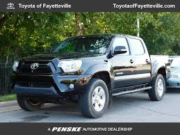 2015 Used Toyota Tacoma 4WD Double Cab V6 AT At Fayetteville ...