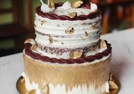 Annie U Dinkelus S Two Tier Rustic Wedding