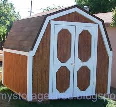 8x12 Storage Shed Kit by 108 Diy Shed Plans With Detailed Step By Step Tutorials Free