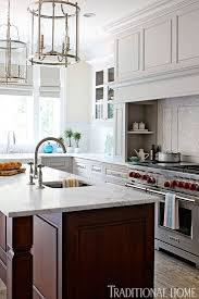 Rutt Cabinets Customer Service by Organized Efficient Kitchen With Cool And Classic Styling