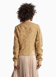 a l c andrew jacket in stone