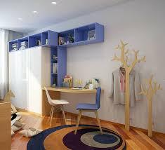 bureau enfant moderne ameublement design pour un logement de ville à pétersbourg