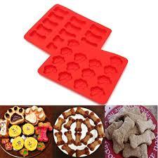 moule cuisine 2pcs outils gâteau d os moule cuisine de chocolat de cuisson de l