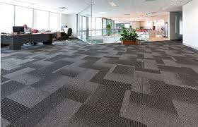 modular carpet tiles at building 9 in medina and massillon ohio
