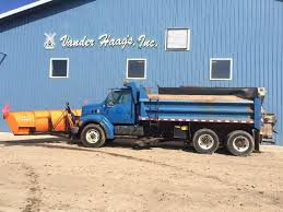 2000 Sterling L7501 Plow / Spreader Truck For Sale, 241,120 Miles ... Manure Spreader R20 Arts Way Manufacturing Co Inc Equipment Salt Spreader Truck Stock Photo 127329583 Alamy Self Propelled Truck Mounted Lime Ftiliser Ryetec 2009 Used Ford F350 4x4 Dump With Snow Plow F 4wd Ftiliser Trucks Gps Guidance System Variable Rate 18 Litter Spreaders Ag Ice Control Specialty Meyer Vbox Insert Stainless Steel 15 Cubic Yard New 2018 Peterbilt 348 For Sale 548077 1999 Loral 3000 Airmax 5 Ih Dt466 Eng Allison Auto Bbi 80 To 120 Spread Patterns
