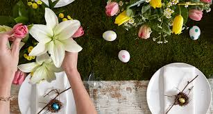 51 Cheerful Easter Centerpieces