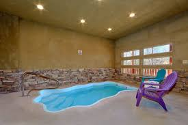 Gatlinburg Cabins With Indoor Pools For Rent