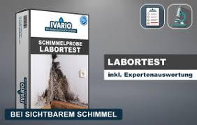 schimmel tests schnelltest und labortests bei ivario