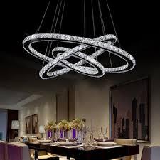 XingJun Luxury Retractable Chandelier Light De Crystal For Room Dining Lighting