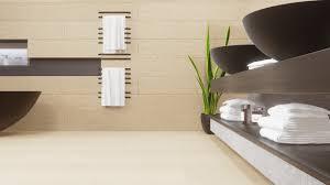 boden und wandfliesen beige matt treverkdear 25 x 150 cm