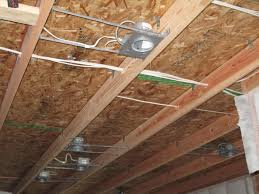 Ceiling Joist Span For Drywall by Service Cavities For Wiring And Plumbing Greenbuildingadvisor Com
