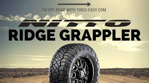 New Nitto Ridge Grappler Tire At Tires-Easy - The Tires-Easy ... Buy Trailer Tire Size St22575r15 Performance Plus Simpletire Every Free Shipping Fast Delivery Risk New Electric Bicycle Deals You Wont Want To Miss Early Coupons Limited Time Offers Velasquez Auto Care Vip Tires Service Valpak Printable Online Promo Codes Local Deals Budget High Quality At Lower Cost Tireseasy Blog Ny Easy Dates Promo Code Keurigcom Codes Dicks Sporting Goods Instore Zus Smart Safety Monitor A Pssure Sensor Kit Nonda