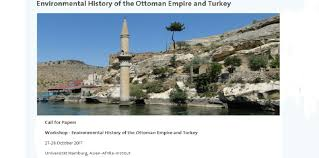 Workshop Environmental History of the Ottoman Empire and ARMACAD