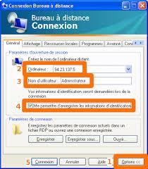 serveur vps connexion a distance depuis windows les tutos de free h