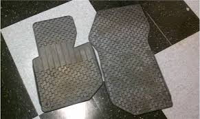 bmw e34 rubber floor mats carpet vidalondon