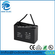 Cbb61 Ceiling Fan Capacitor 2 Wire by Ceiling Fan Capacitor Ceiling Fan Capacitor Suppliers And