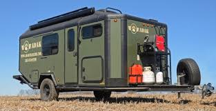 Ultimate Trailer For On Off Road Travel