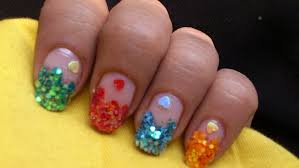 Big Glitter Nail Art Designs: Colorful Nails Tutorial! - YouTube 10 Easy Nail Art Designs For Beginners The Ultimate Guide 4 Step By Simple At Home For Short Videos Emejing Pictures Interior Fresh Tips Design Nailartpot Swirl On Nails Gallery And Ideas Images Download Bloomin U0027 Couch 6 Tutorial Using Toothpick As A Dotting Tool Stunning Polish Contemporary Butterfly Water Marbling Min Nuclear Fusion By Fonda Best 25 Nail Art Ideas On Pinterest Designs Short Nails Videos How You Can Do It