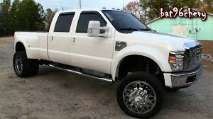 2010 Ford F-450 Super Duty Dually Truck On 24