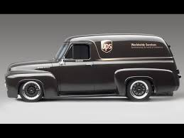 100 1959 Ford Panel Truck 1953 FR100 Cammer Side 1920x1440 Wallpaper