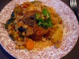 recette cuisine couscous tunisien recette de couscous tunisien au colier d agneau