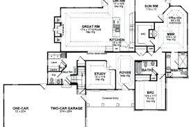 Open Floor Plan House Plans Designs Small