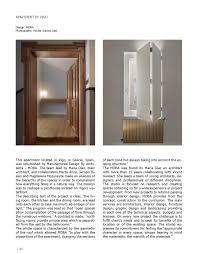 100 Apartment Design Magazine DESIGN MAGAZINE 27 JANUARYFEBRUARY 2016 By