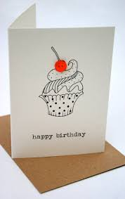 Pencil Shading Happy Birthday The 25 Best Cupcake Drawing Ideas Pinterest