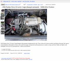 Project Car Hell, Overpowered Fieros Edition: V8 Fiero Or ... Cars For Sale Toyota Tacoma Ford F150 Kia Optima Beaumont Tx Awesome Trucks In San Antonio Craigslist 7th And Pattison Silverado Ford Gmc Sierra Lowest 1500 Youtube Fresh Beautiful Houston Tx Truck 27231 East Texas By Owner Image 2018 267 Best Old Chevy Trucks Images On Pinterest Vintage Cars Tyler Fniture Home Design Ideas And Pictures Pcamper Shell Enthusiasts Forums Best Of Pickup By Midland Fding Used Under