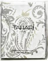 Tahari Home Curtains Yellow by Amazing Paisley Shower Curtains Deals