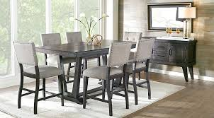 Pub Height Rustic Bar Table On S For Kitchen Prepare Dining Room