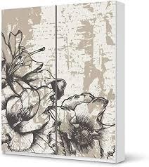 creatisto möbel folie passend für ikea pax schrank 236 cm höhe schiebetür i möbeldekoration möbel sticker aufkleber folie i deko wohnung für