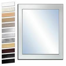 modern und stylish spiegel 60cm x 60cm mit abgerundeten