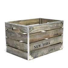 Ikea Stall Shoe Cabinet Gumtree by Caisse En Bois Grand Modèle Bois Vieilli Loft Boites Petits