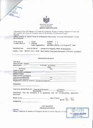 Collection Of Solutions French Birth Certificate Translation Sample Also Template English To Italian Images