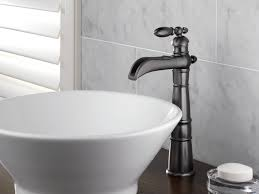 Delta Bathroom Sink Faucets Menards by Bathroom Faucets Design With A Beautiful Crystal Home Design