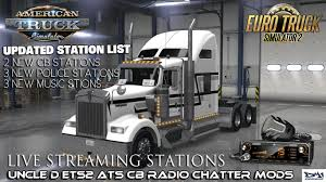 UNCLE D ATS ETS2 CB RADIO CHATTER LIVE STREAM STATIONS V1.01 MOD ... Top 5 Best Cb Radio Reviews 2018 Youtube Vintage Johnson Messenger Model 123a Wmic Radio Trucker Opinions Toyota 4runner Forum Largest Trucker Cb Stock Photos Images Alamy Antenna In Place Of Oem Amfm This Would Be A Great Way To Install Into My Truck Truck Driver Goes Ballistic Over The Long Island 70s Kid Uncle D Ats Ets2 Radio Chatter Mod V202 American Vintage Swat 1970s Walkie Talkie Van Collectors Weekly Uniden Uh8050s 12v 5w 80ch Uhf Car Truck Full Din Gme 66 I Put Today Garage Amino