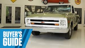Chevrolet C10 Pickup | Buyer's Guide - YouTube