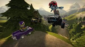 100 Pimp My Truck Games Kart A Talk With ModNation Racers Producer Dan Sochan
