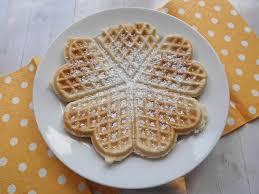 leckere einfache waffeln