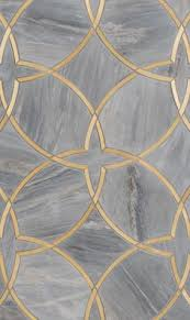 Moscow Petite Water Jet Mosaic By Mosaique Surface Over The Top Luxe Glam Tile Pattern