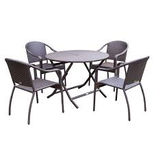 Jeco Inc W00501R-G Outdoor Wicker Chairs Table Cosco Malmo 4piece Brown Resin Patio Cversation Set With Blue Cushions Panama Pecan Alinum And 4 Pc Cushion Lounge Ding 59 X 33 In Slat Top Suncrown Fniture Glass 3piece Allweather Thick Durable Washable Covers Porch 3pc Chair End Details About Easy Care Two Natural Sorrento 5 Cast Woven Swivel Bar 48 Round Jeco Inc W00501rg Beachcroft 7 Piece By Signature Design Ashley At Becker World Love Seat And Coffee Belham Living Montauk Rocking