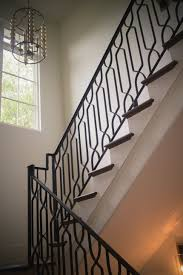Wrought Iron Stair Railings: Process And Design Wrought Iron Stair Railing Idea John Robinson House Decor Exterior Handrail Including Light Blue Wood Siding Ornamental Wrought Iron Railings Designs Beautifying With Interior That Revive The Railings Process And Design Best 25 Stairs Ideas On Pinterest Gates Stair Railing Spindles Oil Rubbed Balusters Restained Post Handrail Photos Freestanding Spindles Installing