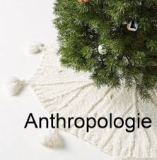 Stores Such As Anthropologie And Crate Barrel Both Carry Knitted Tree Skirts The Are Like Cozy Sweaters For Your Christmas Whats